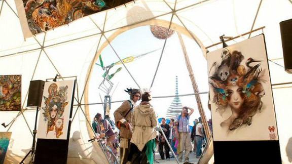 Those who want to experience the natural event in the wild are headed to the Eclipse 2012 Festival, which is taking place in the middle of bushland about three hours from Cairns. The site is remote to say the least -- there