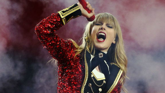 "At just 23, Taylor Swift has had more success than some singers see in a lifetime. This year alone she set a new sales record with her latest album, ""Red,"" and her earworm of a single, ""We Are Never Ever Getting Back Together,"" was No. 1 on the charts."