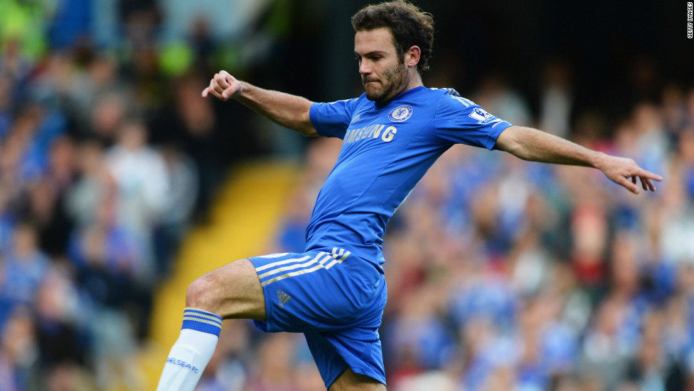 World Cup winner Juan Mata is one of the stars produced by Oviedo's youth system. He now plays for England's European champions Chelsea.