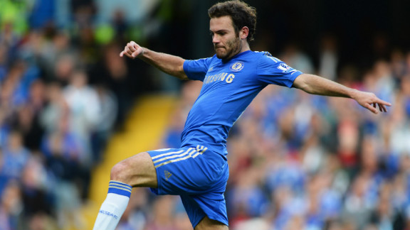 World Cup winner Juan Mata is one of the stars produced by Oviedo