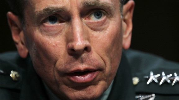 CIA Director David Petraeus stepped down Friday, November 9, 2012, citing an extramarital affair with his biographer, Paula Broadwell. Many questions surround the affair, including why it was necessary for Petraeus to resign and the future of his marriage to his wife, Holly. Here's a look at other U.S. sexual scandals that led to political stumbles and downfalls.