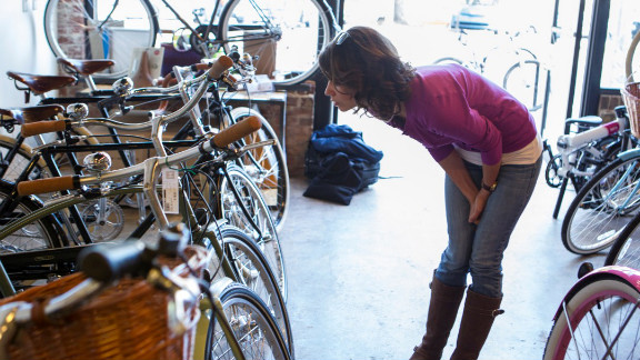 Bike boutique Houndstooth Road in Decatur, Georgia, is trying to encourage commuter-cycling with bikes and accessories that are fashionable and both functional.