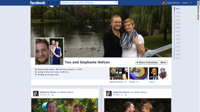 Relationship page