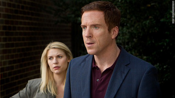 """Homeland's"" second season came to a close on December 16. The Showtime drama, starring Claire Danes and Damian Lewis, recently received four Golden Globe nods."