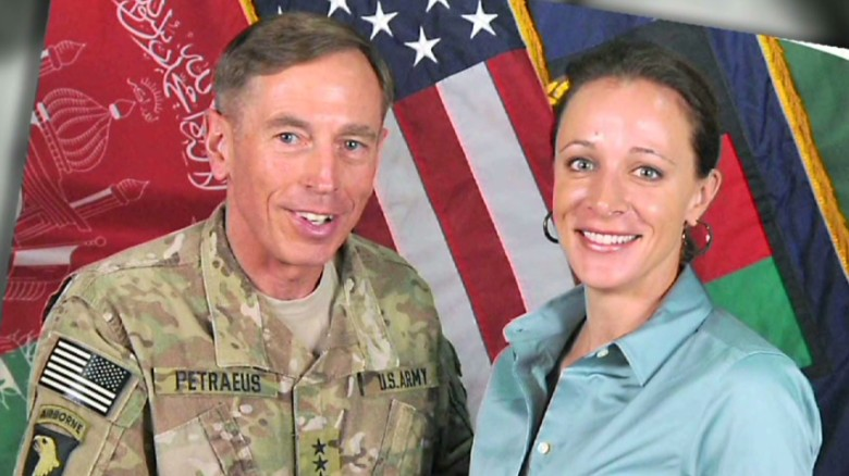 Events leading to Petraeus resignation