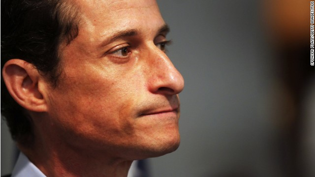 Anthony Weiner asks for a second chance