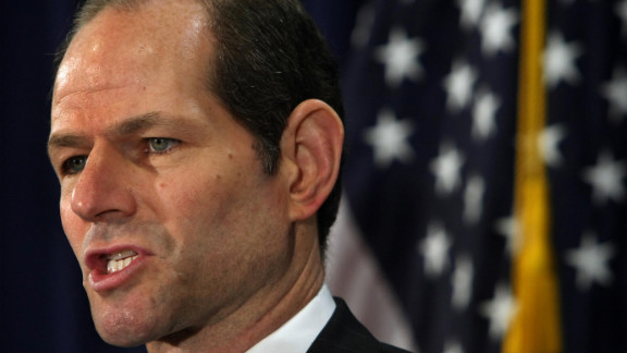 Eliot Spitzer earned a squeaky clean image as the attorney general of New York who took on Wall Street corruption from 1999 to 2006. From there, he moved to the governor