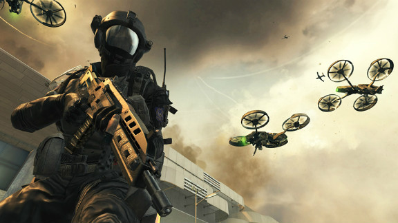 """""""Call of Duty: Black Ops II"""" transports players to the not-so-distant future of 2025."""