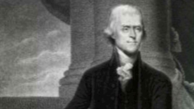 Rare Thomas Jefferson Letter Discovered In Attic On Sale For 325k