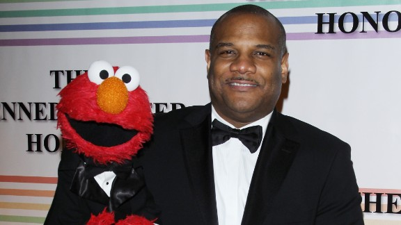 Kevin Clash at the 34th Kennedy Center Honors on December 4, 2011, in Washington.