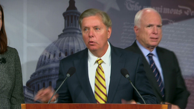 McCain, Graham after Susan Rice on Libya