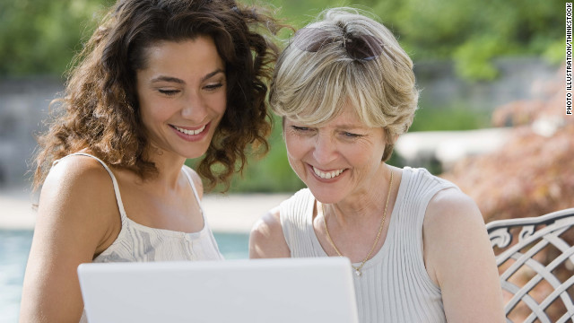 Baby Boomer online dating