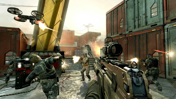 """""""Call of Duty: Black Ops II"""" will have gamers glued to their controllers for many nights to come."""