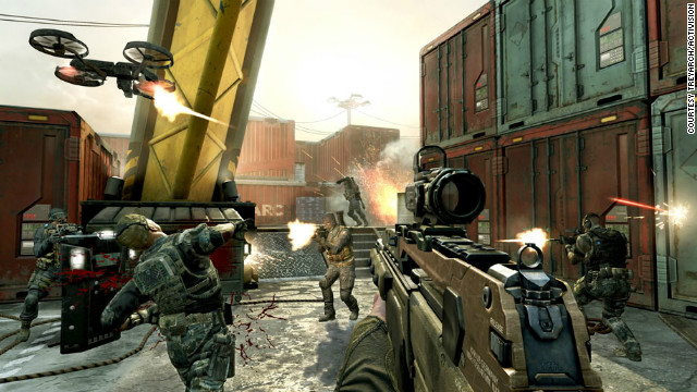 Review Call Of Duty Black Ops Ii Is Disjointed But Compelling