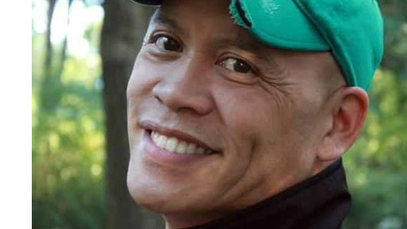 Adopted from the Philippines, Mark Ellis says his views on same-sex marriage were shaped by life experiences.