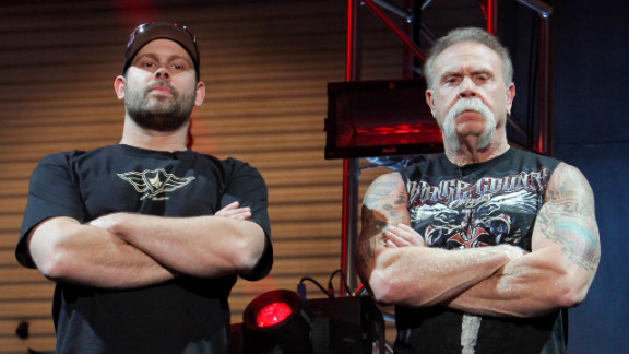 """The Teutuls' docusoap """"American Chopper"""" was one of the first family-based reality programs."""