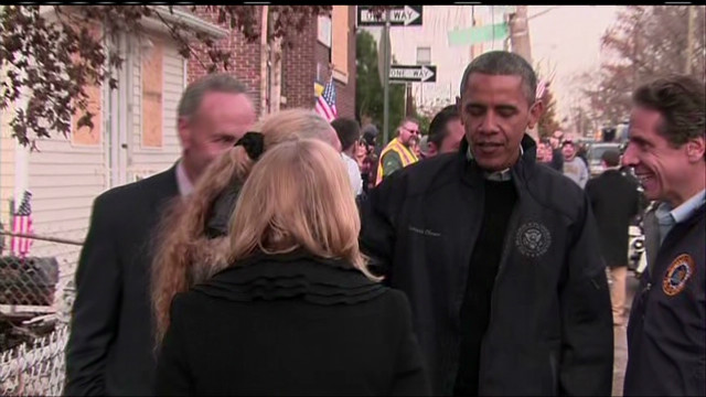 Obama: Focus on jobs, not climate change