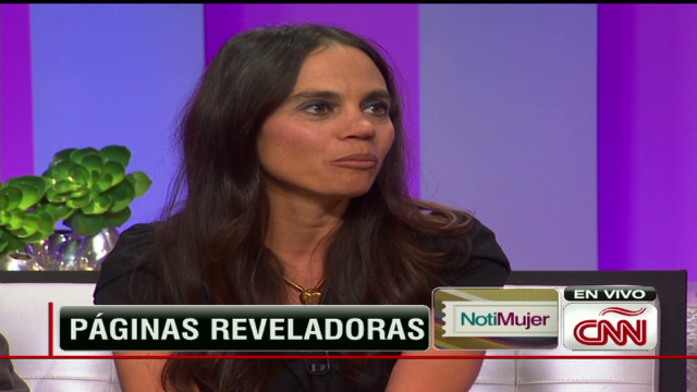 cnnee notimujer interview book subject_00003002