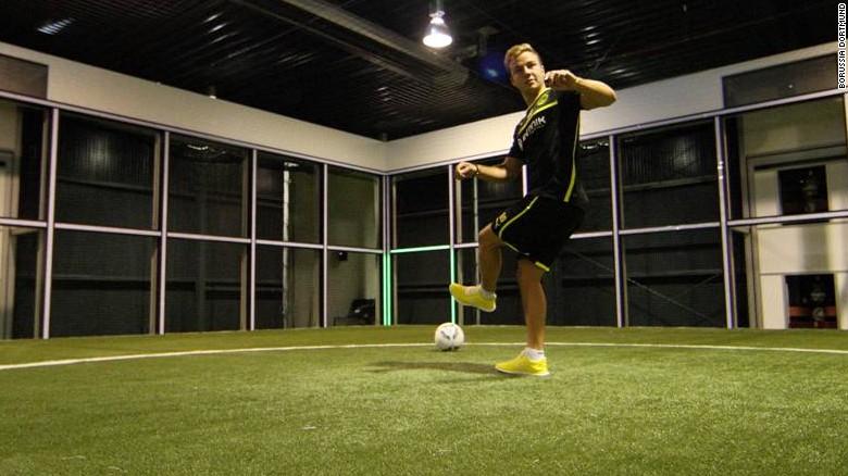 Footbonaut  Hoffenheim leads football into the future - CNN fab930e07d