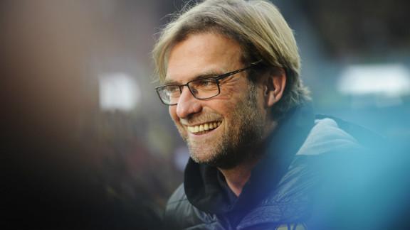 German coach Jurgen Klopp has overseen Dortmund