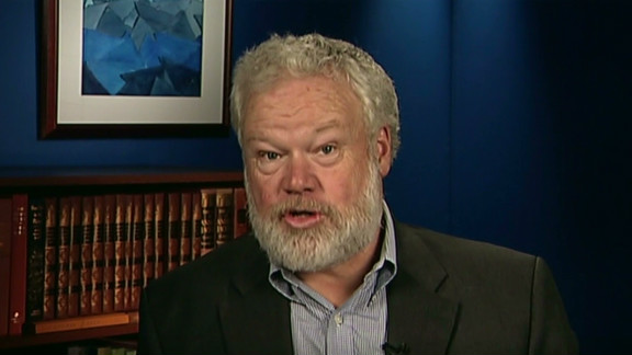 Author Tom Ricks criticized Fox News on that network; his interview was ended abruptly.