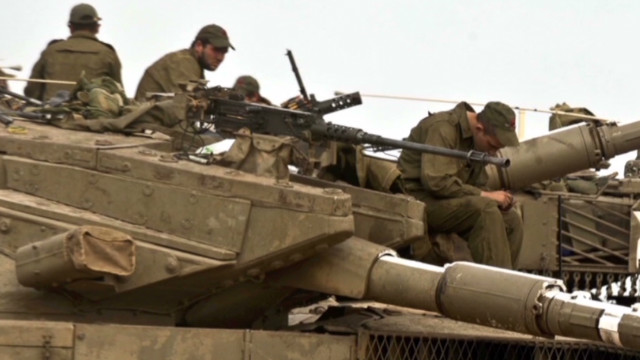 Gaza ground war could be imminent