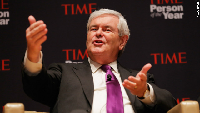 Gingrich: Romney 'gifts' comment 'nuts'
