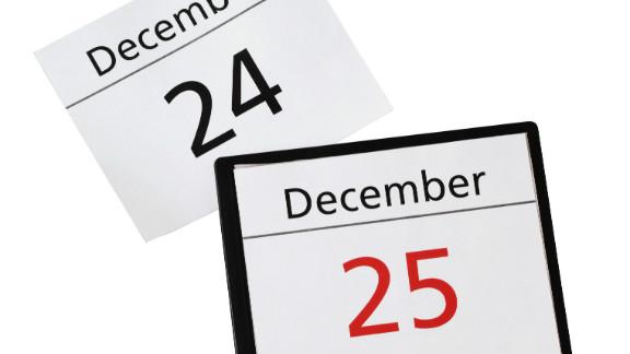 Sorry, Santa. According to Google, December no longer exists.