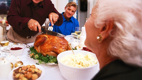A family member with dementia will have a better Thanksgiving experience in a small-group setting, says expert Laura Wayman.