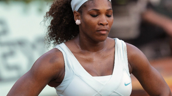 After a disappointing start to 2012, the nadir of Serena