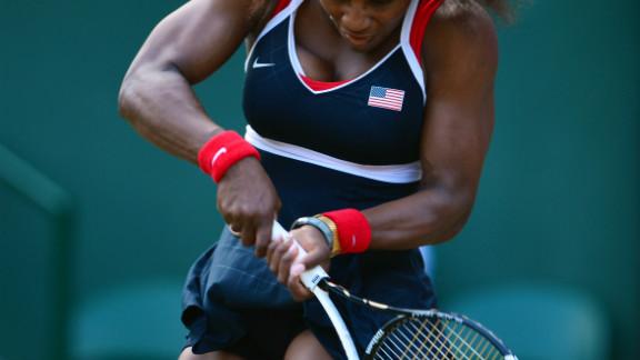 It is Serena