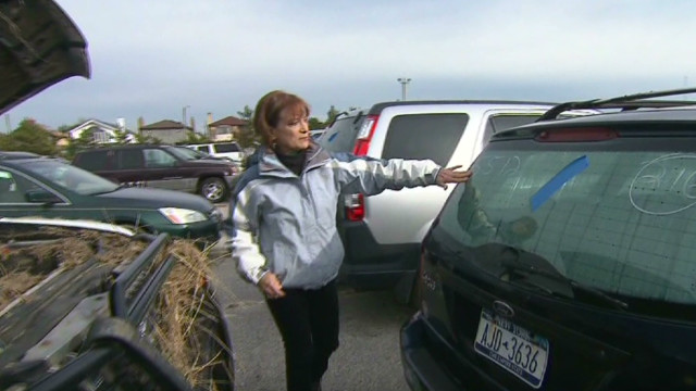Car scams rampant after Sandy