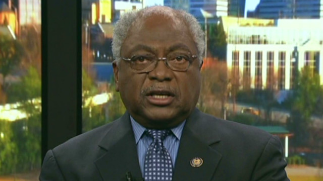 Clyburn 'frustrated' by Rice criticism