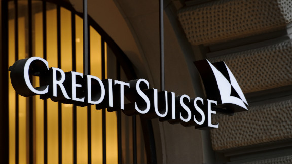 Swiss banking giant Credit Suisse was penalized for allowing clients in Iran, Libya, Sudan, Myanmar and Cuba to conduct financial transactions.
