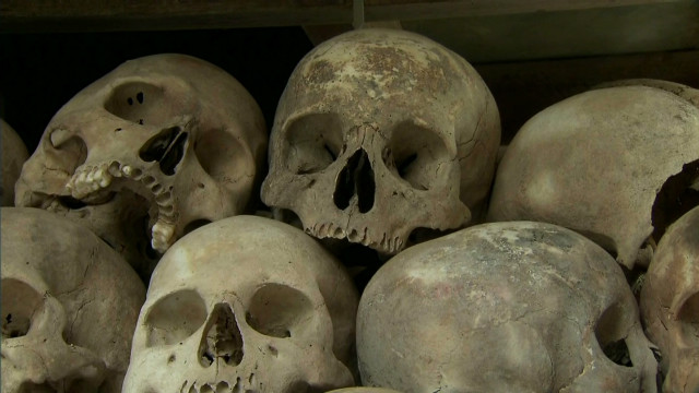 A look at Cambodia's 'killing fields'