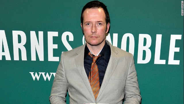 "Scott Weiland promoted his new book ""Not Dead & Not For Sale"" in 2011."