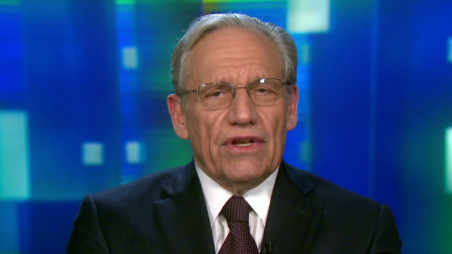 Bob Woodward on Benghazi, fiscal cliff
