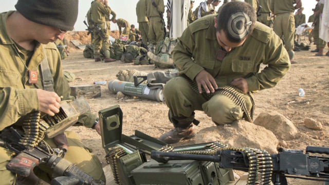 Can a ground war in Gaza be avoided?