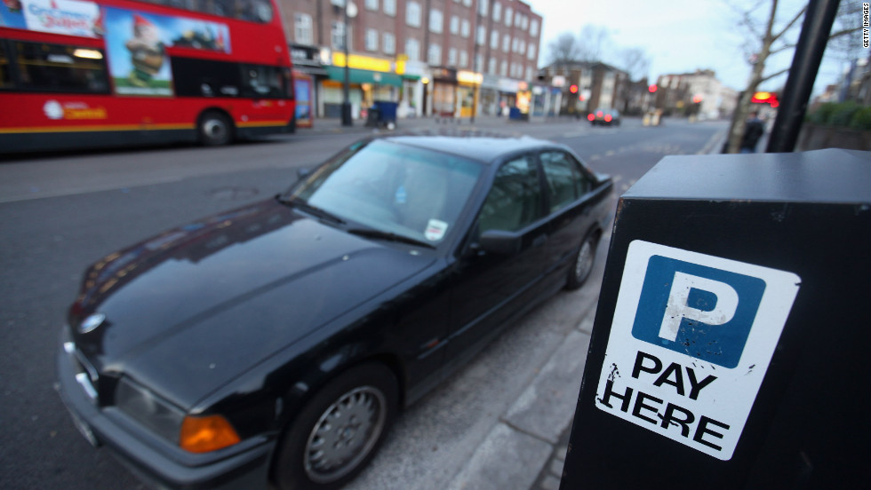 Buying a car in London might be cheaper than owning it. The monthly parking rates are highest in the world in London-City at $1,084, according to Colliers International. A little cheaper on the West End of London at $1,014.