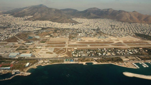 The Hellinikon airport site could bolster Greek GDP by 0.3% over 10 years, according to a fund spokesman