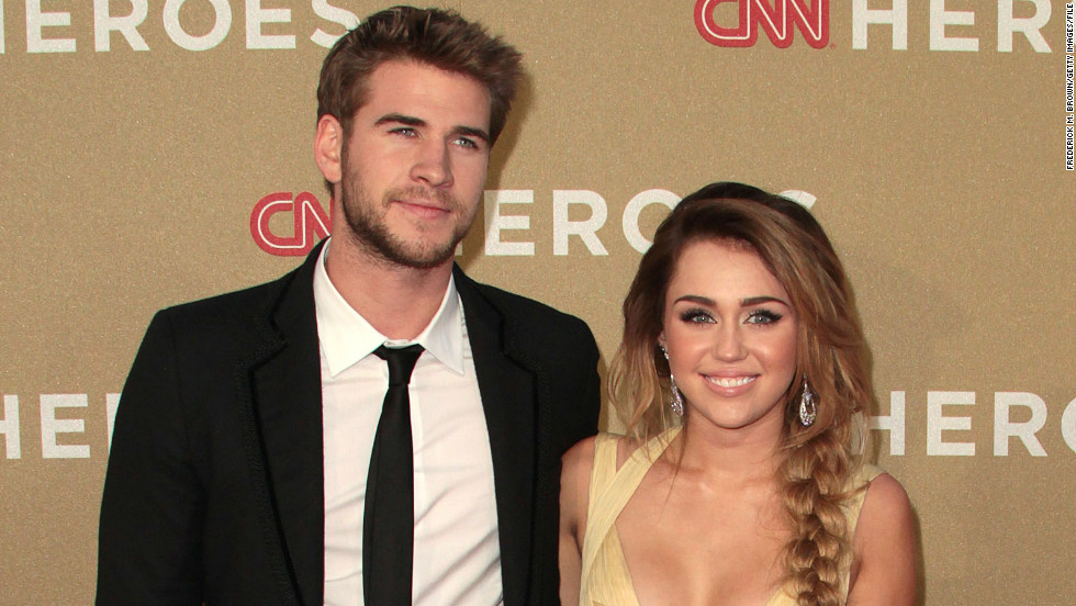 In December 2011, still dating boyfriend Liam Hemsworth, Cyrus made headlines when she walked the red carpet at the CNN Heroes event in Los Angeles. The singer/actress later had to refute gossip that she'd had a breast augmentation.