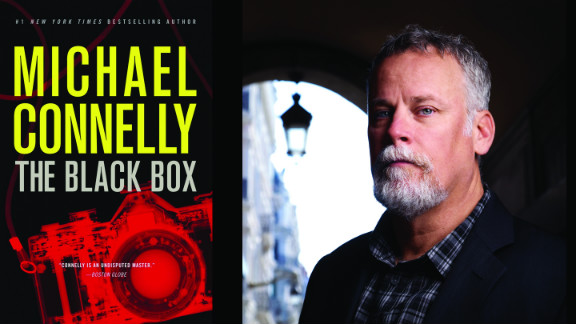 """""""Th Black Box,"""" by Michael Connelly"""