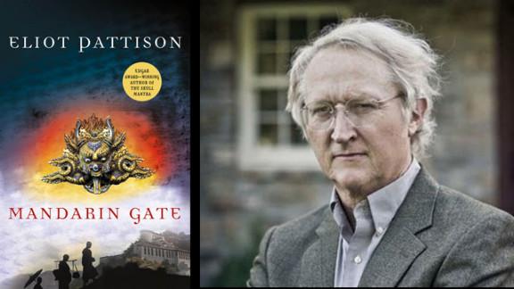 """Mandarin Gate"" by Eliot Pattison"