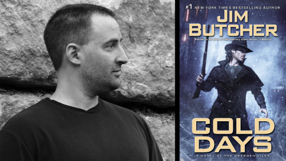 """""""Cold Days"""" by Jim Butcher"""