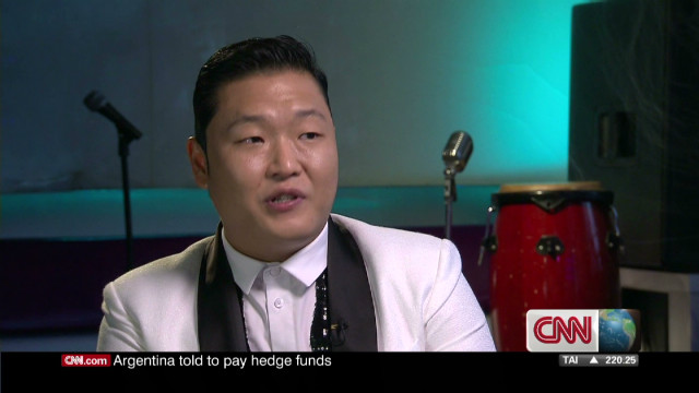 Psy: Growing up 'Gangnam Style'