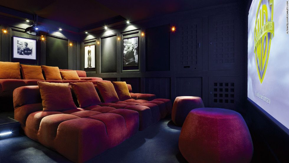 Ormello underwent a $1.2 million facelift in 2009 and offers 1,000 square meters of space. It has a lift to all floors, a range of spa and pool facilities, and a state-of-the-art private cinema.