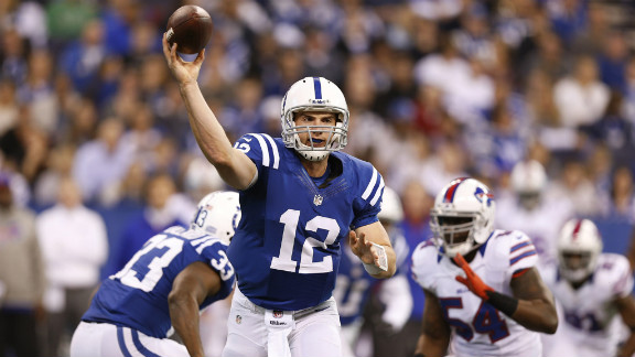 The forgotten man on the top 20 list, Andrew Luck signed his $123 million deal with the Indianapolis Colts after a solid 2016 campaign where he started 15 games and threw 31 TDs. Luck was also sacked a league-high 41 times, however, and promptly underwent shoulder surgery on his throwing arm. The 28-year-old Stanford alumnus missed the entire 2017 season, but is poised for a return. Given just 38% of his salary is guaranteed, Luck will be wise to avoid another sack-riddled season.