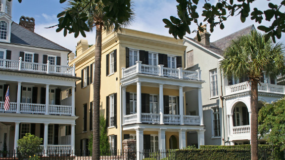 Charleston, South Carolina was ranked as the city with the most attractive locals in 2010. This year they are ranked number 4.