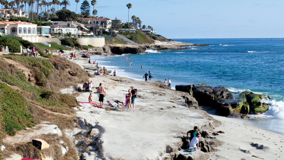 Always a bridesmaid, San Diego once again holds the number two spot for good looks in T+L