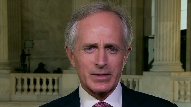 Corker: Don't wait to fix fiscal cliff